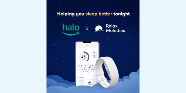 Amazon mise sur une application montréalaise pour aider ses clients à mieux dormir