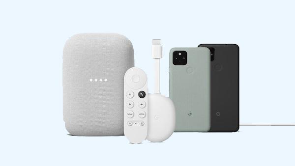 Google passe à la 5G avec ses deux nouveaux téléphones Pixel