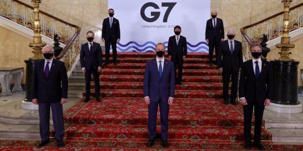 Les pays du G7 veulent faire front commun face à la Chine